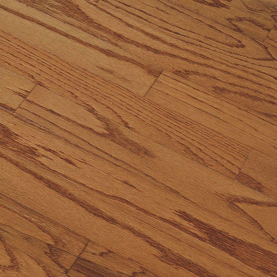 Bruce Springdale Plank 3 In W Prefinished Oak Engineered Hardwood Flooring Gunstock Engineered Hardwood Flooring Hardwood Floors Hardwood