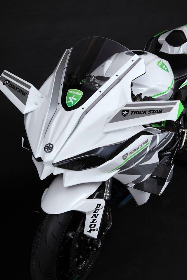 Kawasaki Ninja H2R By Trickstar CDR