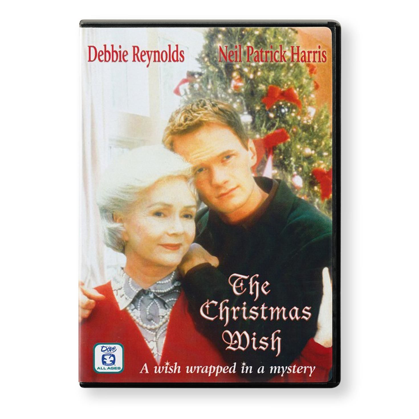 the christmas wish hallmark channel dvd