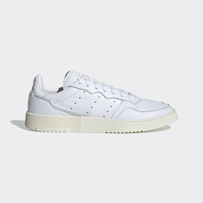 Supercourt Shoes Crystal White / Chalk White / Off White ...