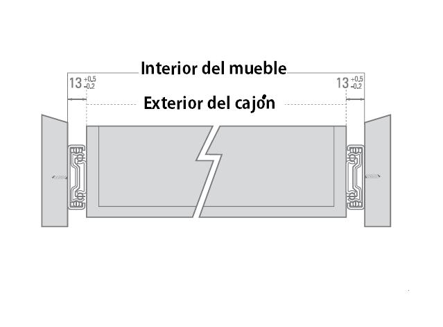 Bricolaje cajones tutorial instalar correderas - Diseno de muebles de madera ...