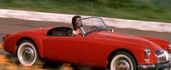 1959 MG A 1600 Roadster MkI Movie: Blue Hawaii The MG in ...