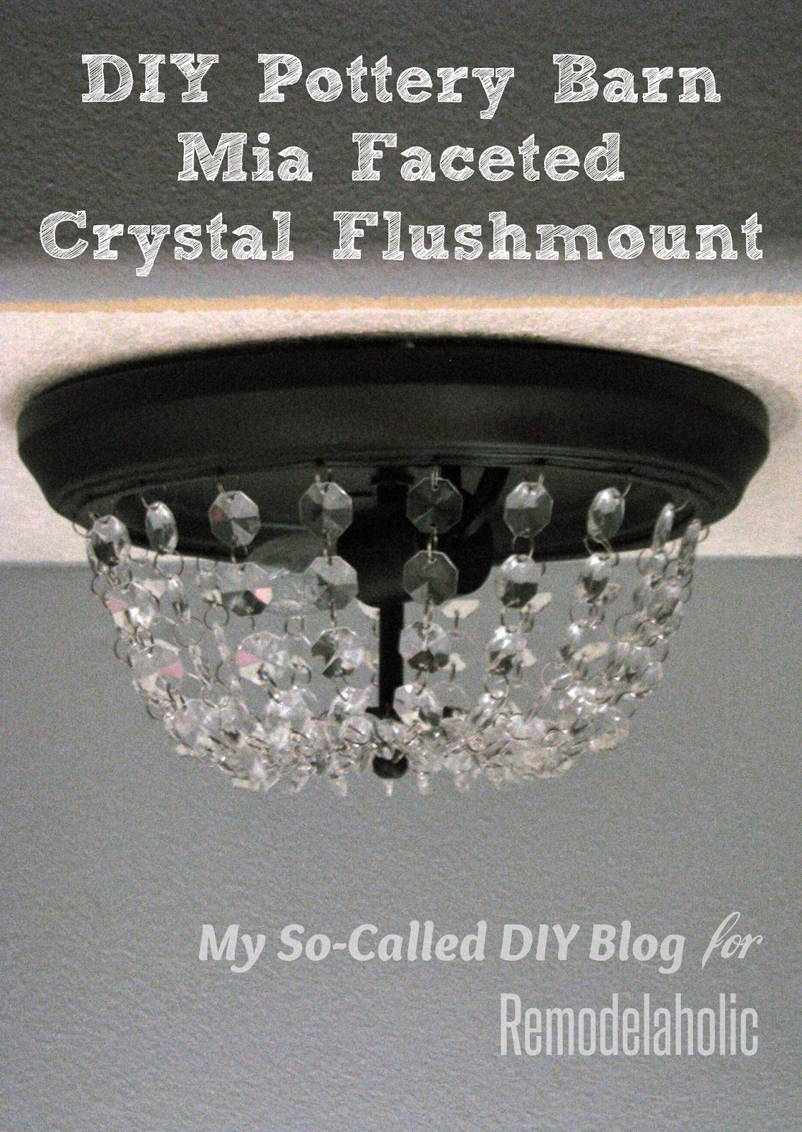 My So Called Diy Blog Light On Remodelaholic