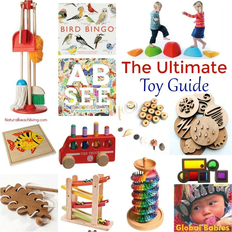The Best Montessori Toy Guide for 3-6 Year Olds (With ...