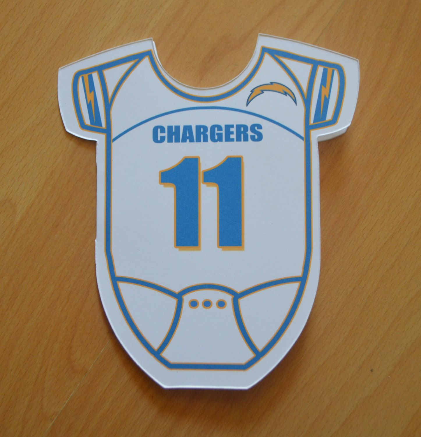 San Diego Chargers Baby: San+Diego+Chargers+Onesie+Baby+Shower+by+INVITINGprints+on