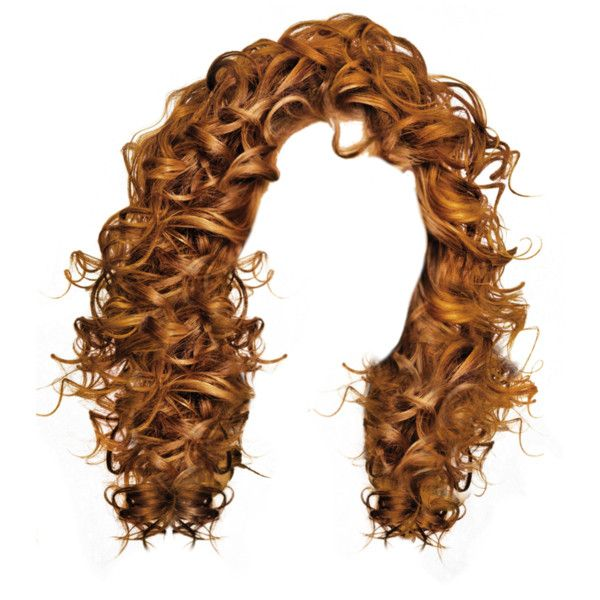 Hair Png 6 By Paradise234 D5m0xdj Png Hair Png Brown Curly Hair Curly Hair Styles