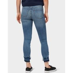 Photo of Tom Tailor Denim Jeans extra skinny da donna Nela, marrone, tinta unita, taglia 29 Tom TailorTom Tailor