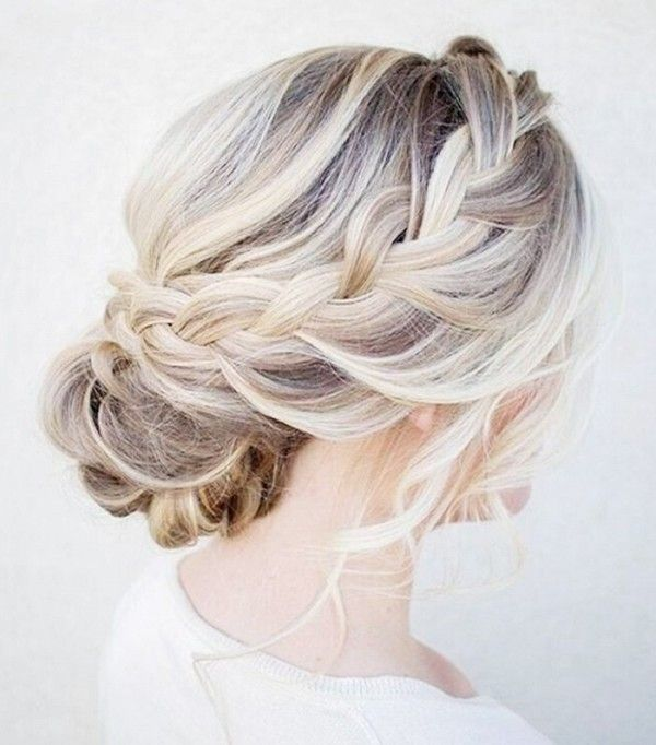 French Braid Wedding Hairstyles: 10 Wedding Updos That You'll Actually Want To Copy