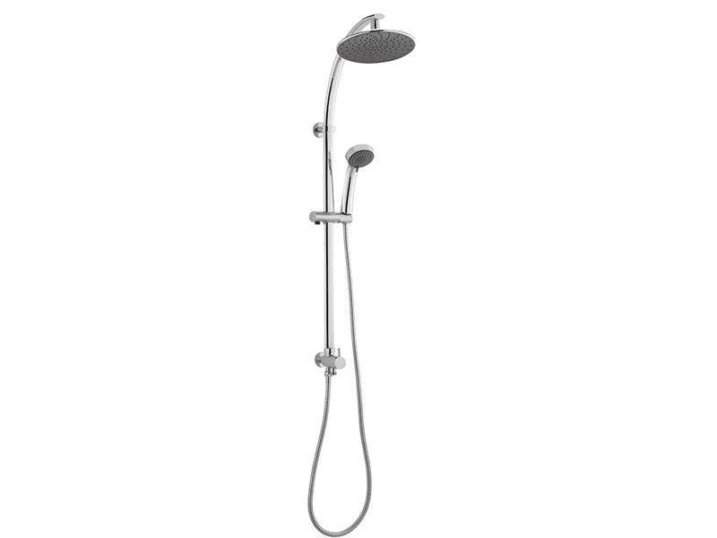 Colonna doccia ovalys con doccia 3 getti iperceramica for Doccia iperceramica