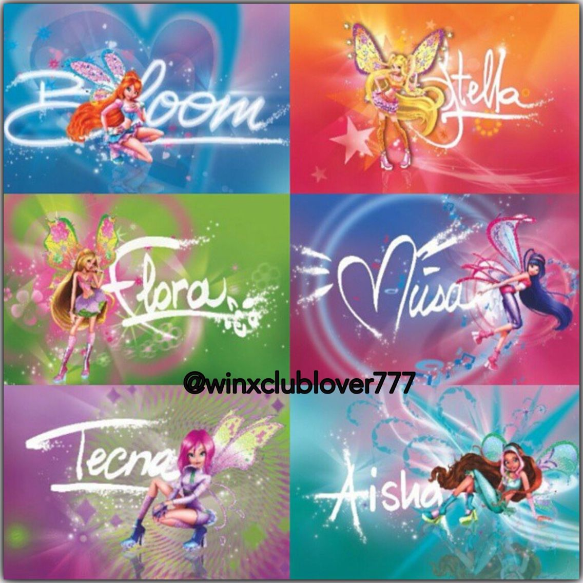 bloom stella flora musa tecna and aisha believix | winx club in 2019
