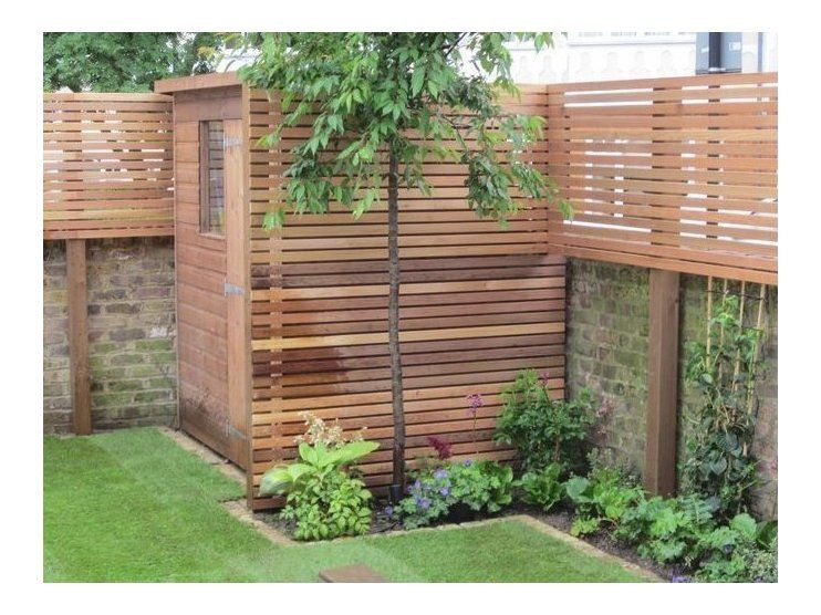 Get pointers on creating attractive privacy secure fencing ...
