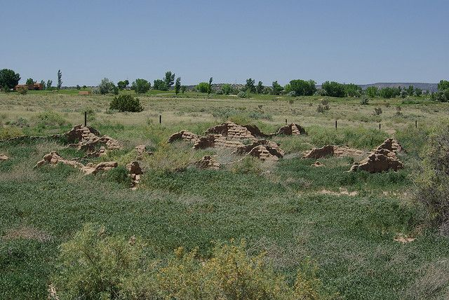 Kuaua Ruins at Coronado State Monument by New Mexico State Monuments, via Flickr