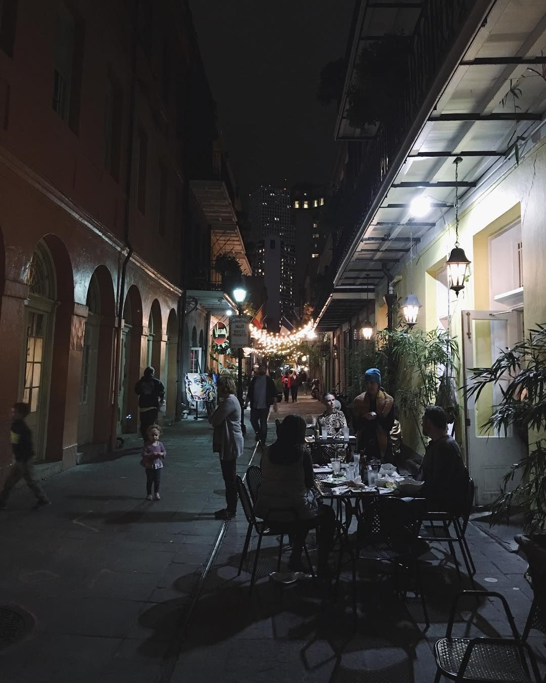 Last Night In New Orleans. Onto New York Tomorrow