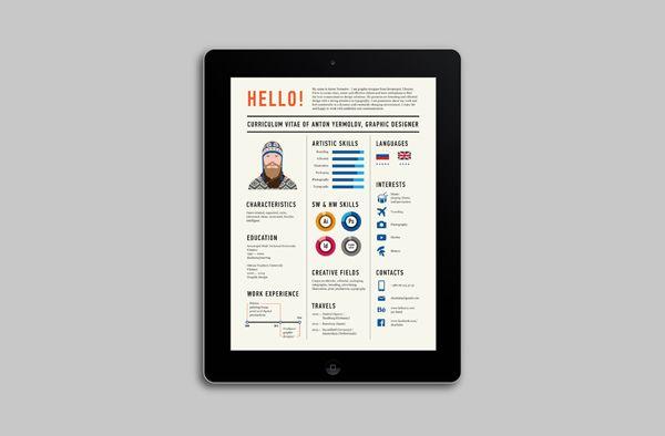 10 Eye-Catching Graphic Designer Resumes Graphic designer resume - resume for graphic designer