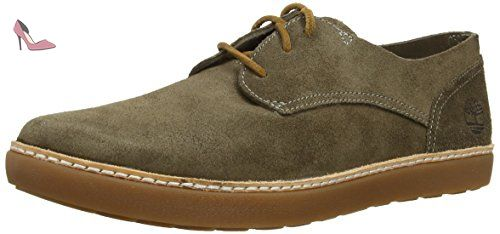 Timberland Larchmont Oxford, Oxford Homme, Marron (Brown), 41.5 EU
