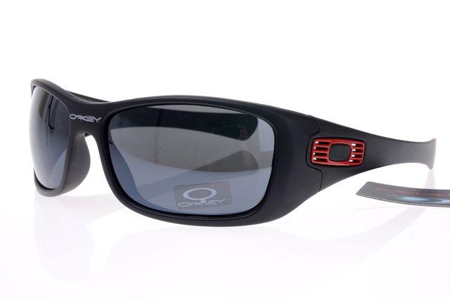 Oakley Hijinx Sunglasses Black Frame Gray Lens 0544 [ok-1544] - $12.50 :