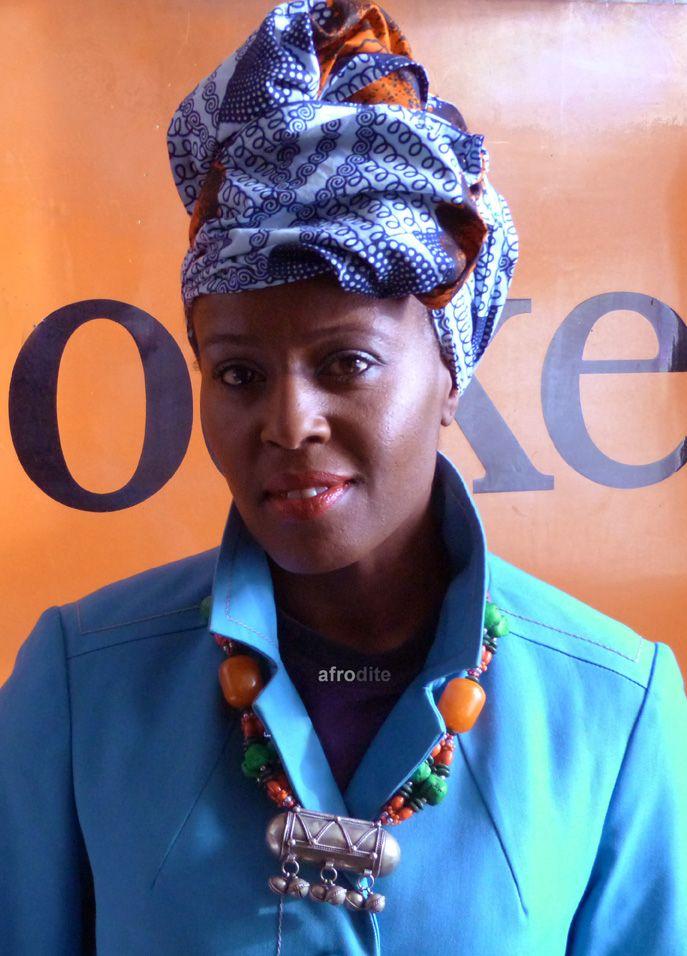 hair wrap African print head wrap, ankara dutch wax ...