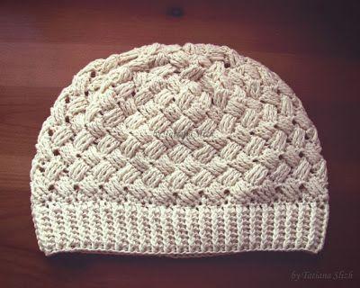 Beauty Baby Cable Hat Crochet Pattern Make Handmade Crochet