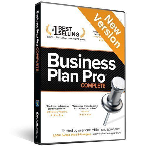Business Plan Pro Complete v 12 by Palo Alto Software, Inc, http - software business plan template