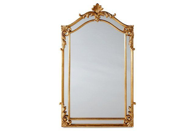 Chippendale Mirror Gold Gold Mirror Wall Mirror Wall Mirror