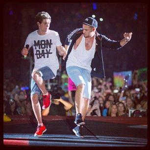 #WWATour. these boys! i love them! <3
