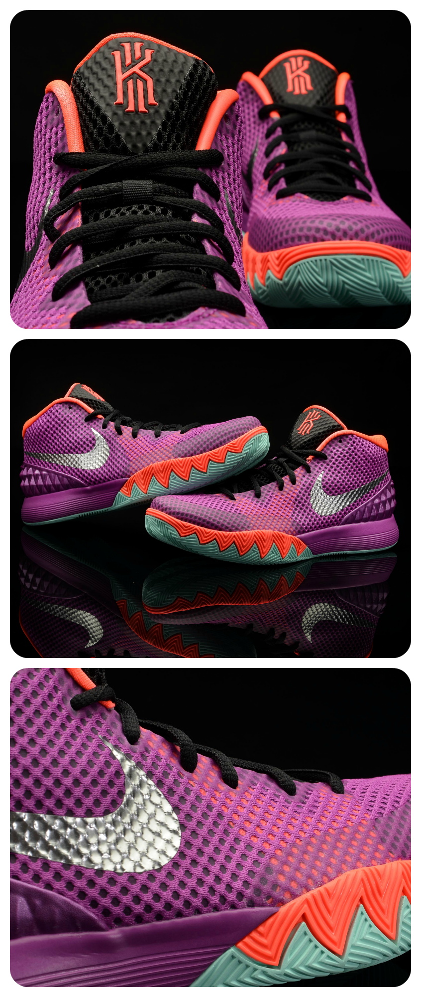 cee554120eb6 Nike Kyrie 1 Easter edition.  Basketball  Shoes