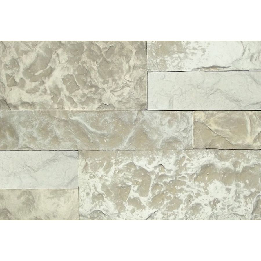 $60 For AirStone 8-sq Ft Birch Bluff Faux Stone Veneer No