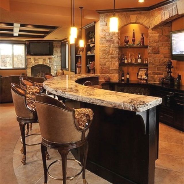 Great Home Bar Ideas: Bars For Home, Home Decor, Home