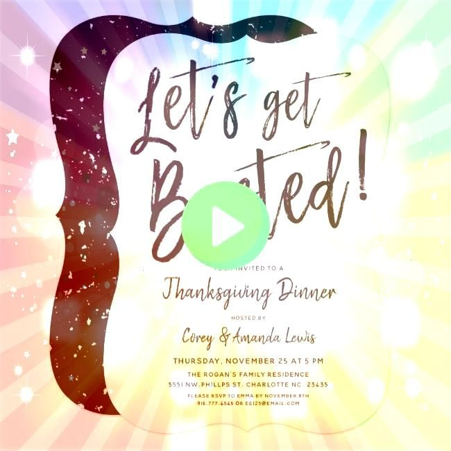 get basted  Funny Thanksgiving Party InvitationLets get basted  Funny Thanksgiving Party Invitation Wishbone Thanksgiving Invitation  Navy Eat drink and be thankfulThanks...