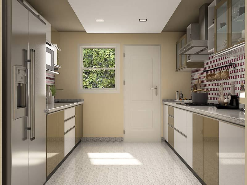 Pin On Parallel Kitchens Design