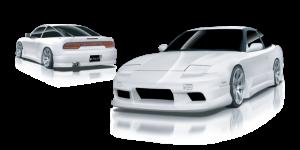 Origin Labo Nissan 180sx Urban Rear Bumper Nissan 180sx Nissan Bumpers