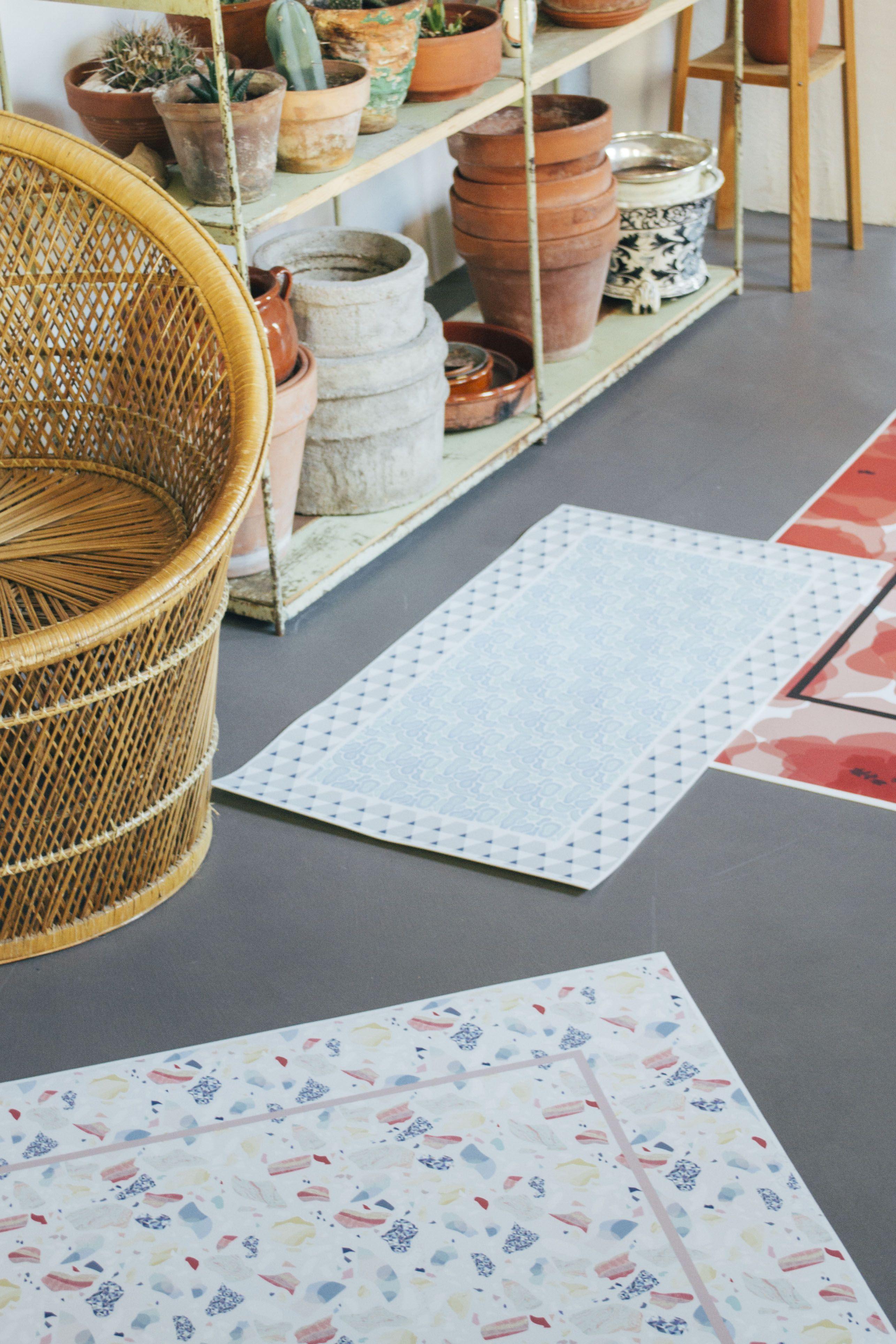 Alfombras de vinilo agustina barcelona vinyl carpets pinterest agustin con estilo y - Alfombras forghani barcelona ...