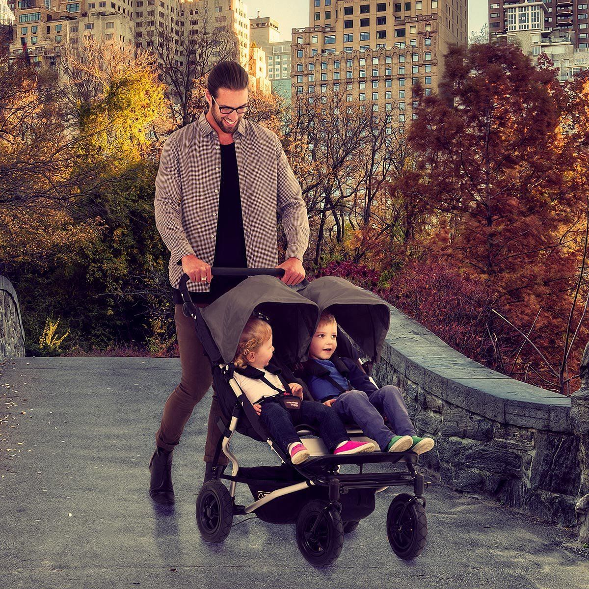 Comfortable Strollers for Tall Parents Mountain buggy