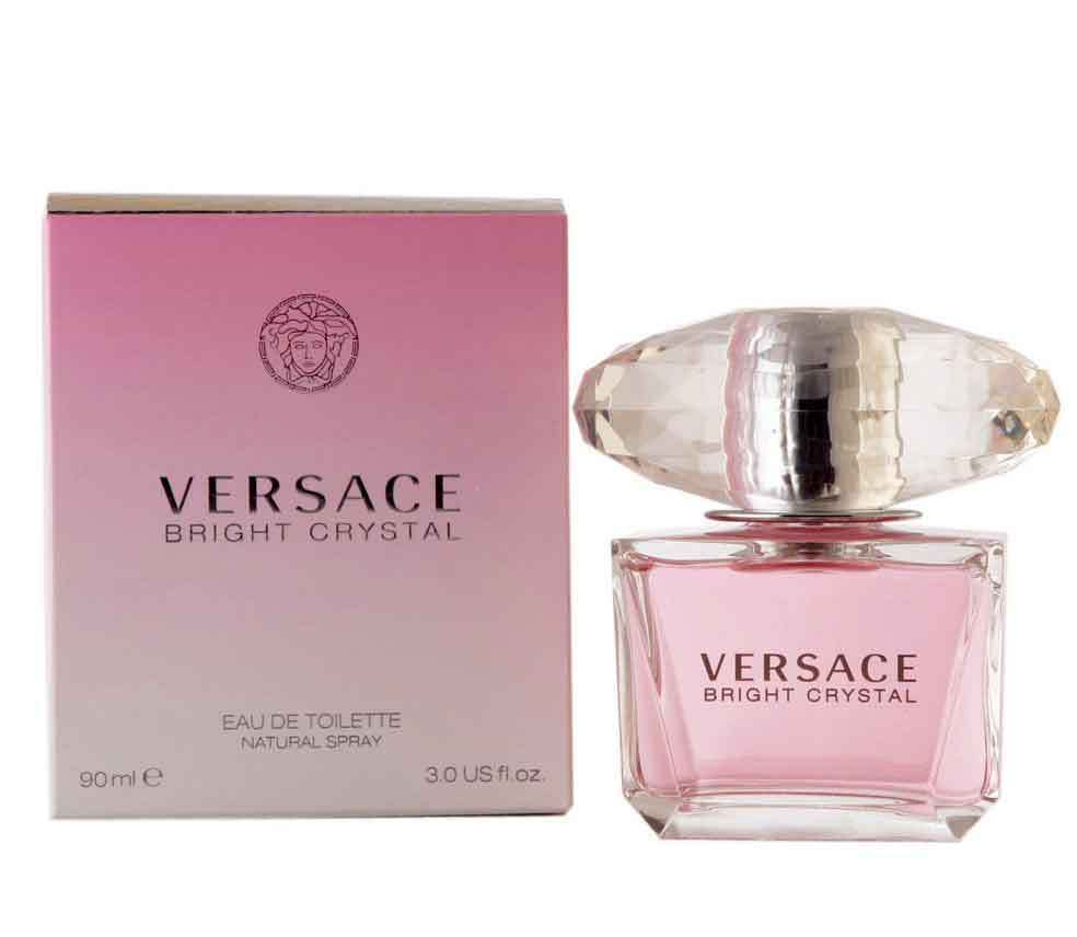 fe8c1ee13 VERSAGE BRIGHT CRYSTAL 90 ML EAU DE TOILETTE FOR WOMEN | Parfum ...