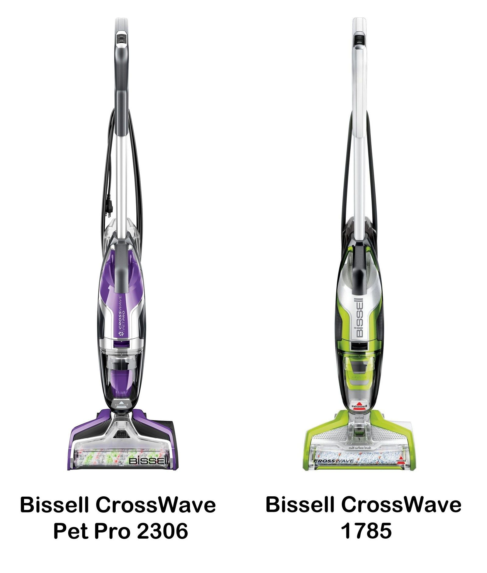 BISSELL CrossWave Pet Pro an upgrade to a classic