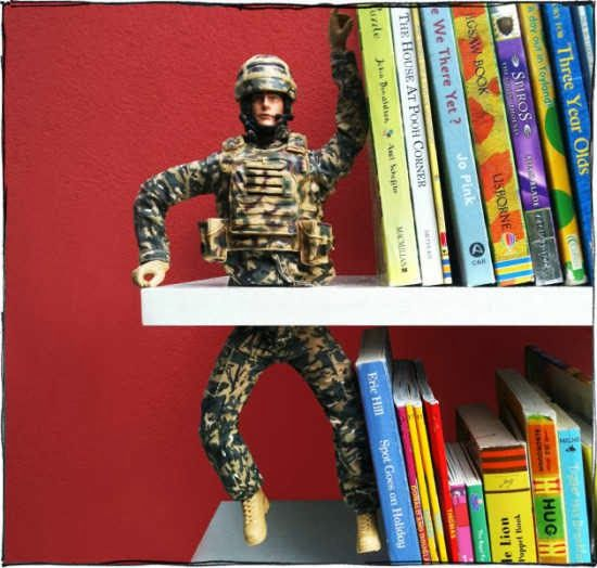 7 DIY Bookends