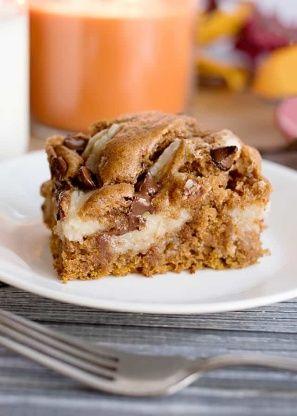PUMPKIN SPICE EARTHQUAKE CAKE Recipe  - Food.com
