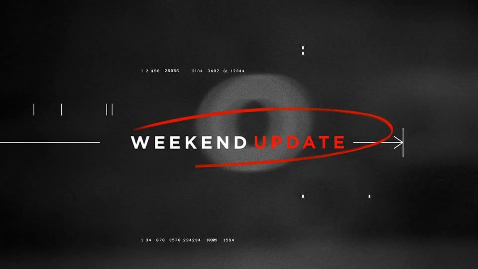 SNL Weekend Update Opening Titles on Vimeo