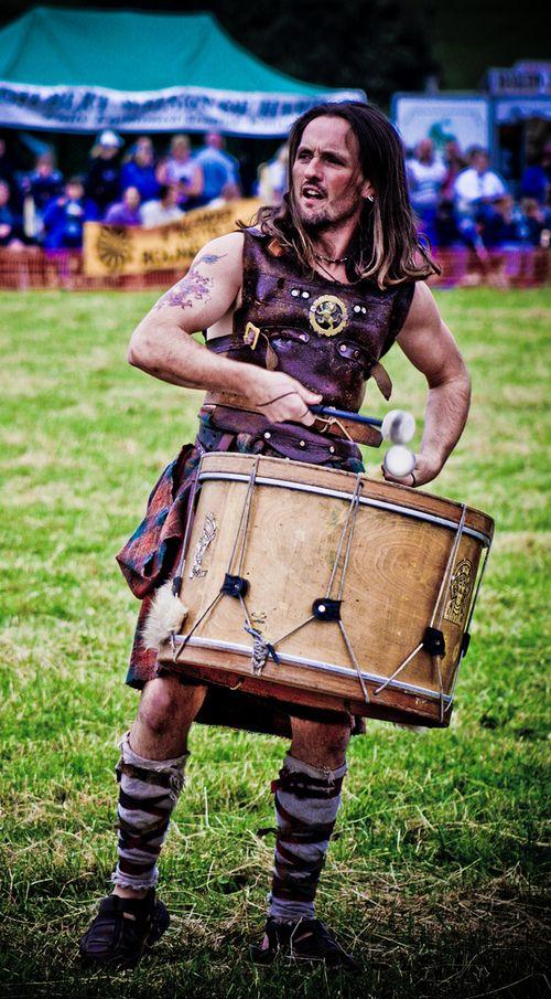 Jamesie Johnston of Albannach — © Richard Findlay    All rights reserved