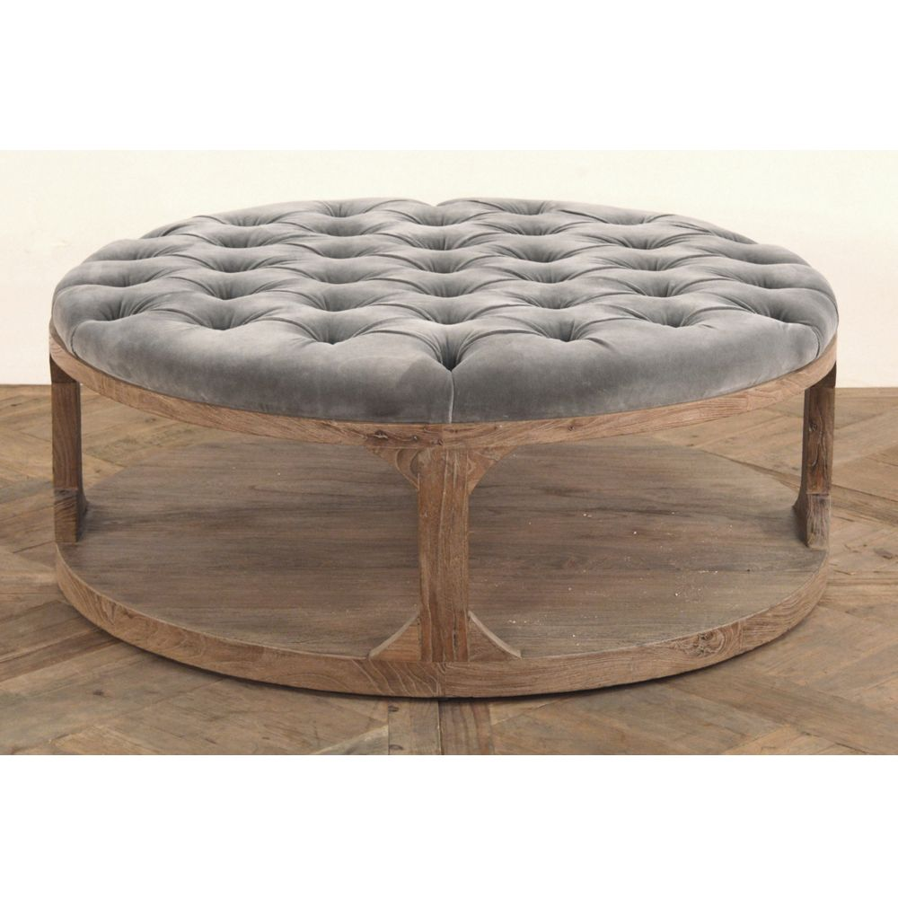 Furniture Awesome Grey Square Fabric Ottoman Coffee Table With Storage Upho Storage Ottoman Coffee Table Tufted Ottoman Coffee Table Upholstered Coffee Tables [ 1024 x 832 Pixel ]