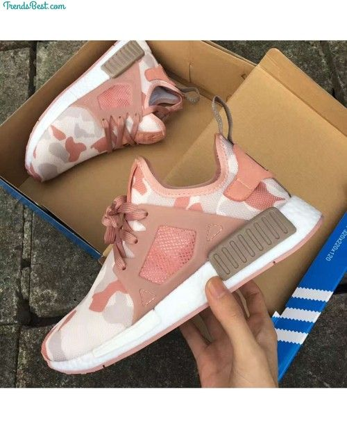 c823c10d0bf94 Adidas NMD XR1 Duck Camo Pink - NMD Runner | shoes in 2019 | Adidas ...