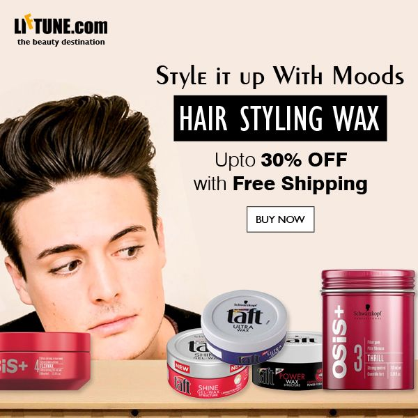 Style It Up With Moods Hair Styling Wax Get Up To 30 Off With Free Shipping Hairdressing Hairstyles Hairgel Hairwax Taft Hair Wax Hair Styles Hair Gel