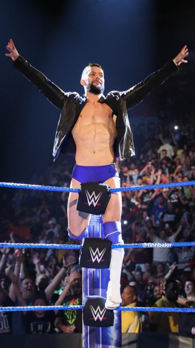 Pin By Titus On Finn Balor Prince Devitt Wrestling Wwe Finn Balor Demon King Finn Balor