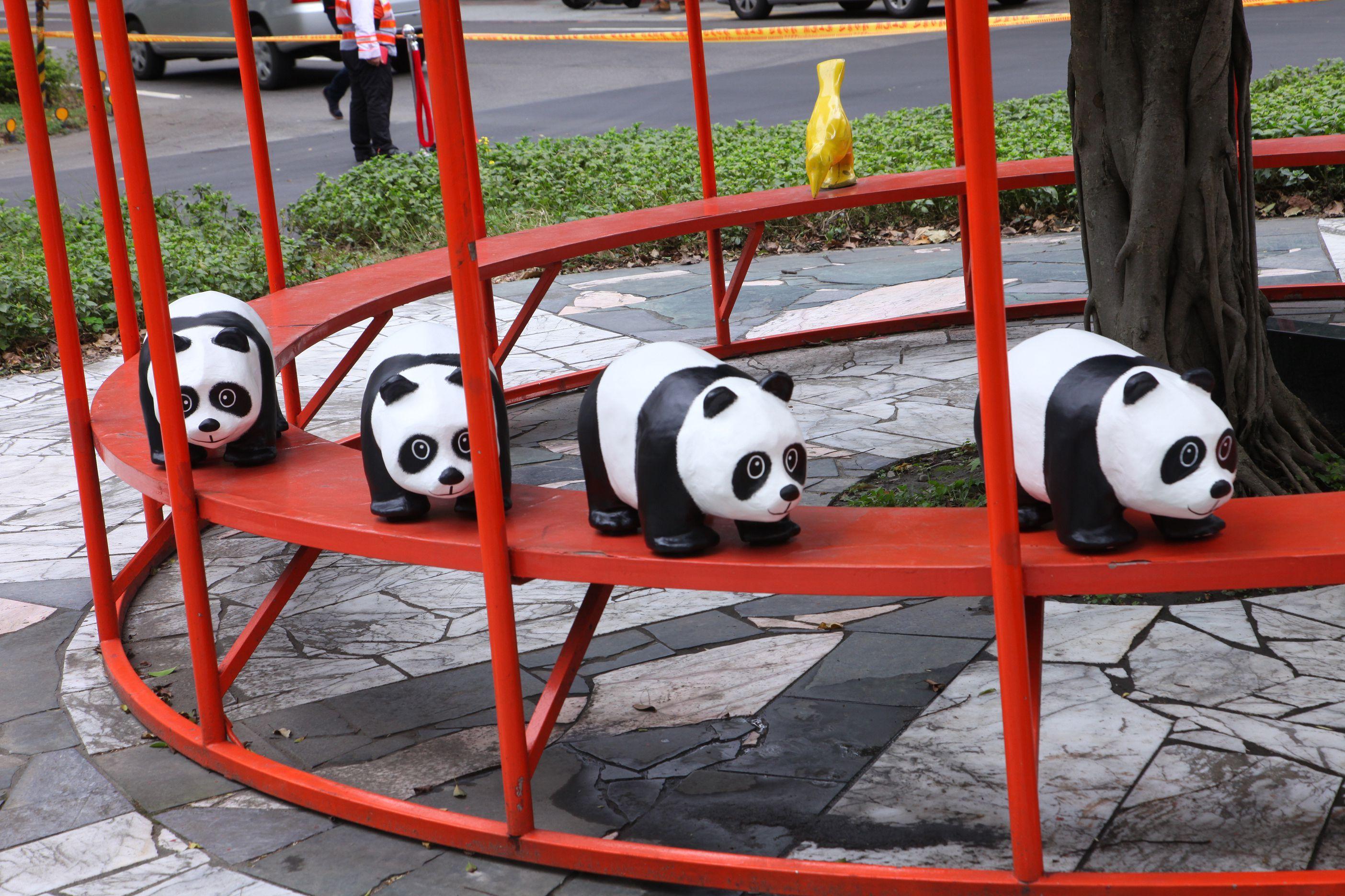 Panda World Tour Taipei