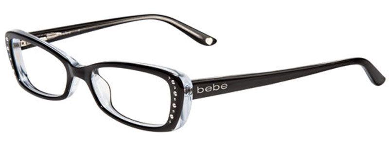 f33465f74f0 Bebe BB5033 Crazy Eyeglasses - I want these