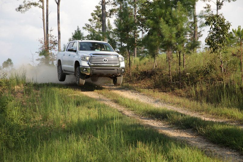 2014 Toyota Tundra Test Drive - Picture 524027 - Top Speed