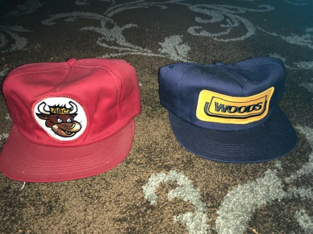 f3016c898 Vintage K-Brand SnapBack Truckers Caps ( Lot 5 ) | Headgear in 2019 ...