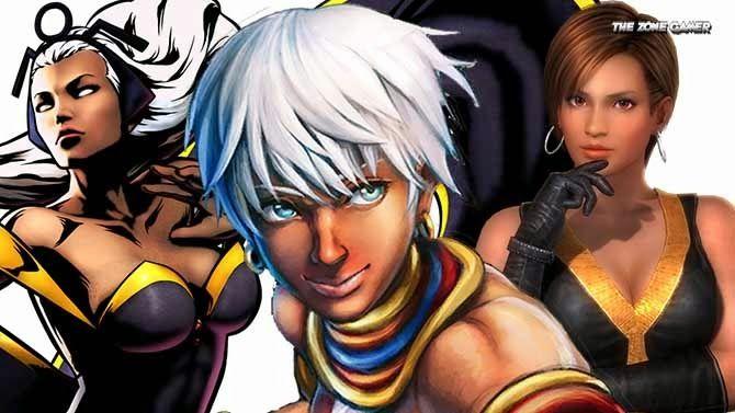 Black Women In Fighting Games Black Women Fighting Games Black Characters