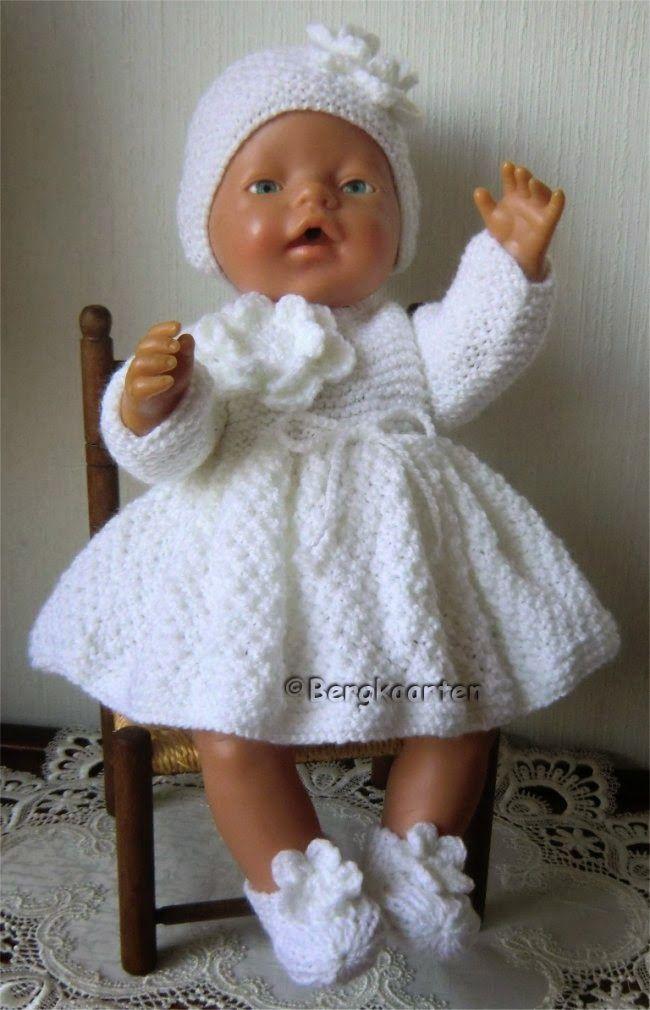 Baby Born Kleertjes Breien Google Zoeken Baby Born Breien En