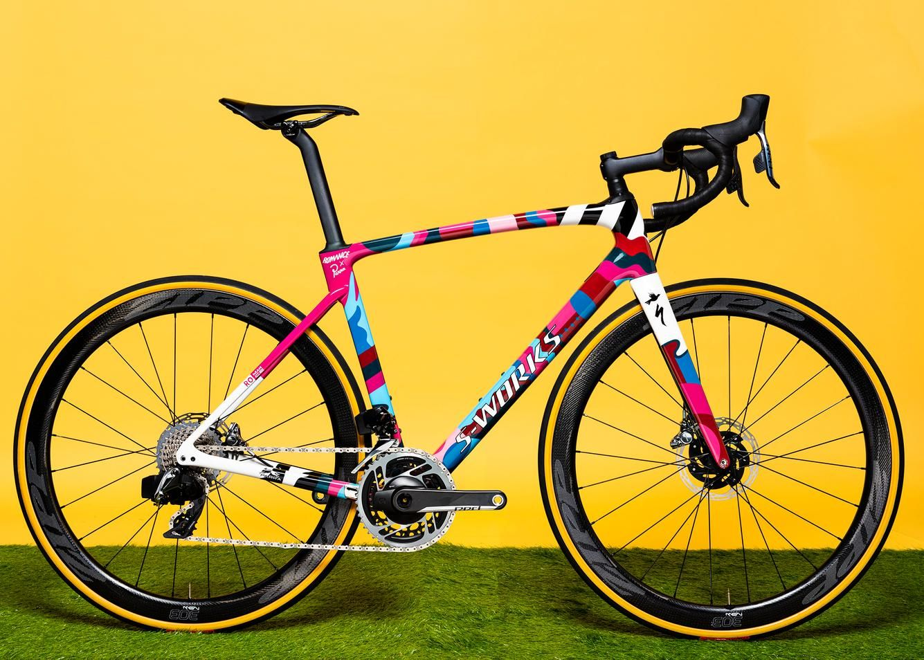 Romance Bikes X Parra For The World Bicycle Relief Bicycle Bike